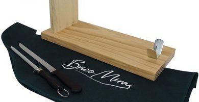 comprar jamonero domestico de madera briomiras